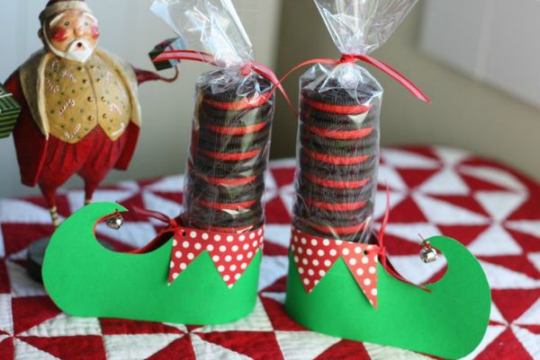 Elf Sock Party Favor