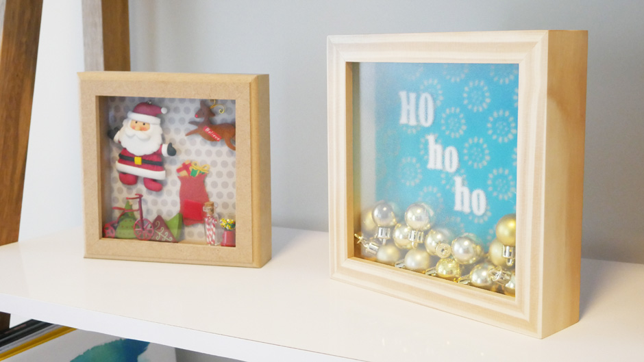Christmas DIY Frame