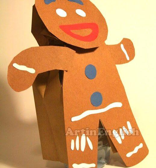 Gingerbread Puppet