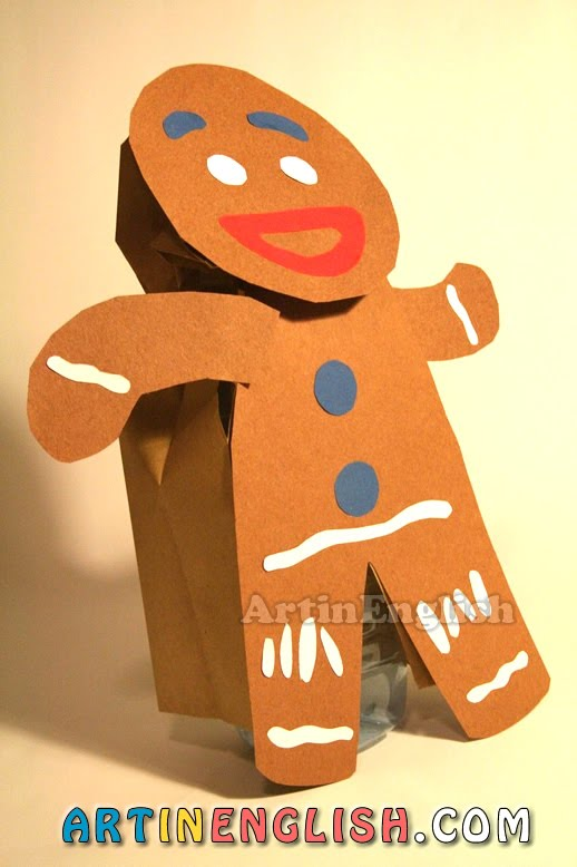Gingerbread Puppet